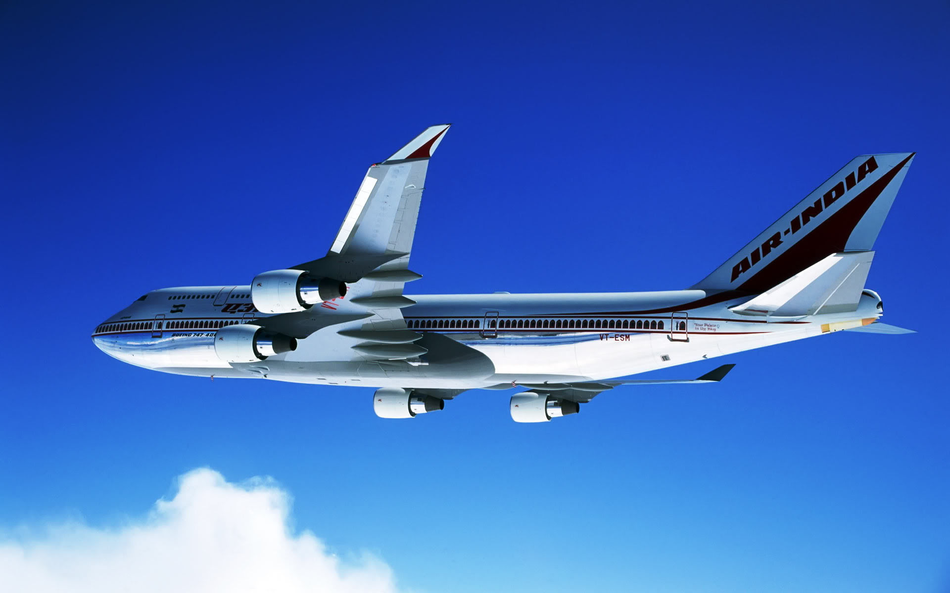 Civil Aircraft 1023