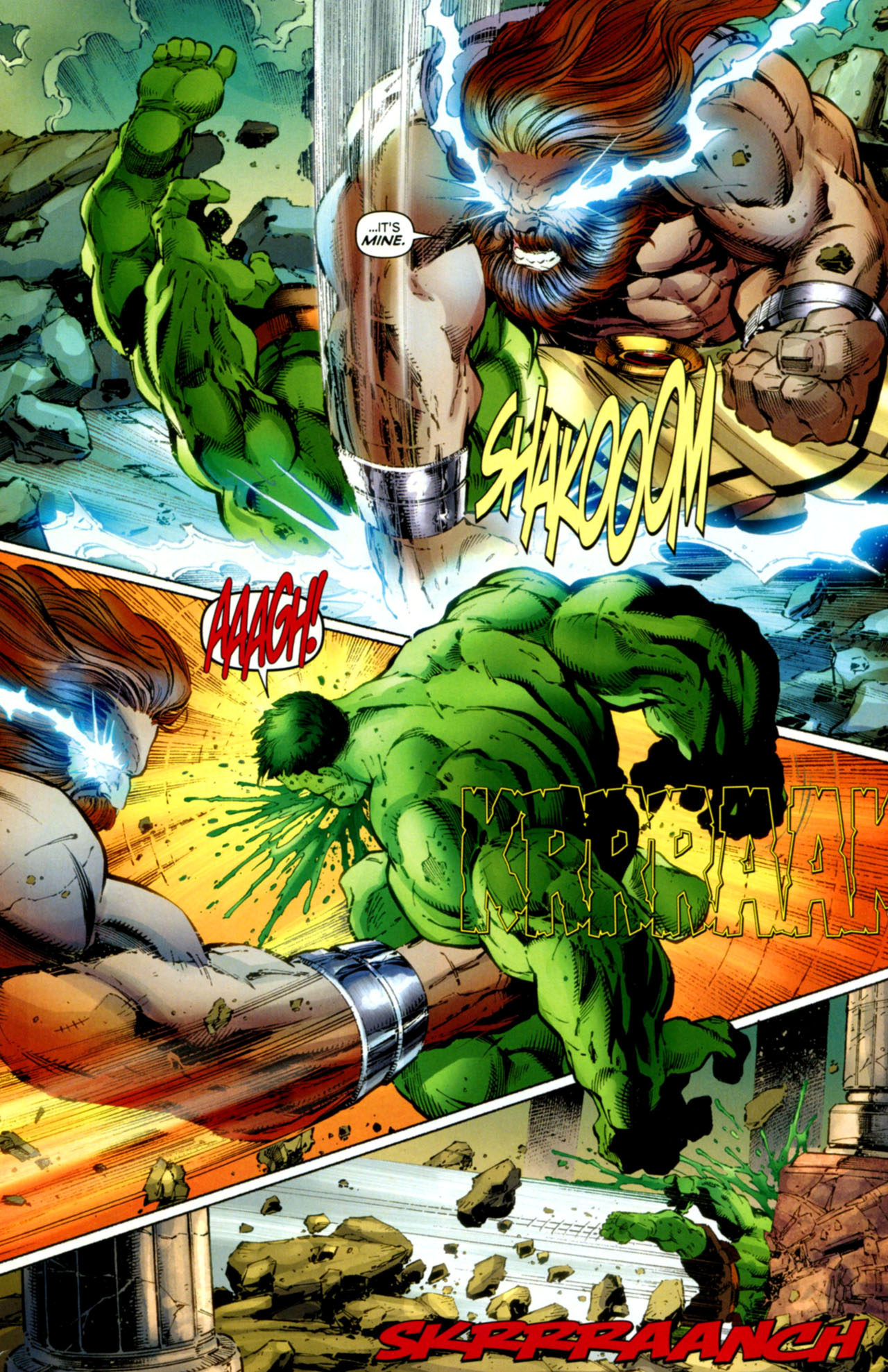 Incredible Hulks 622 013