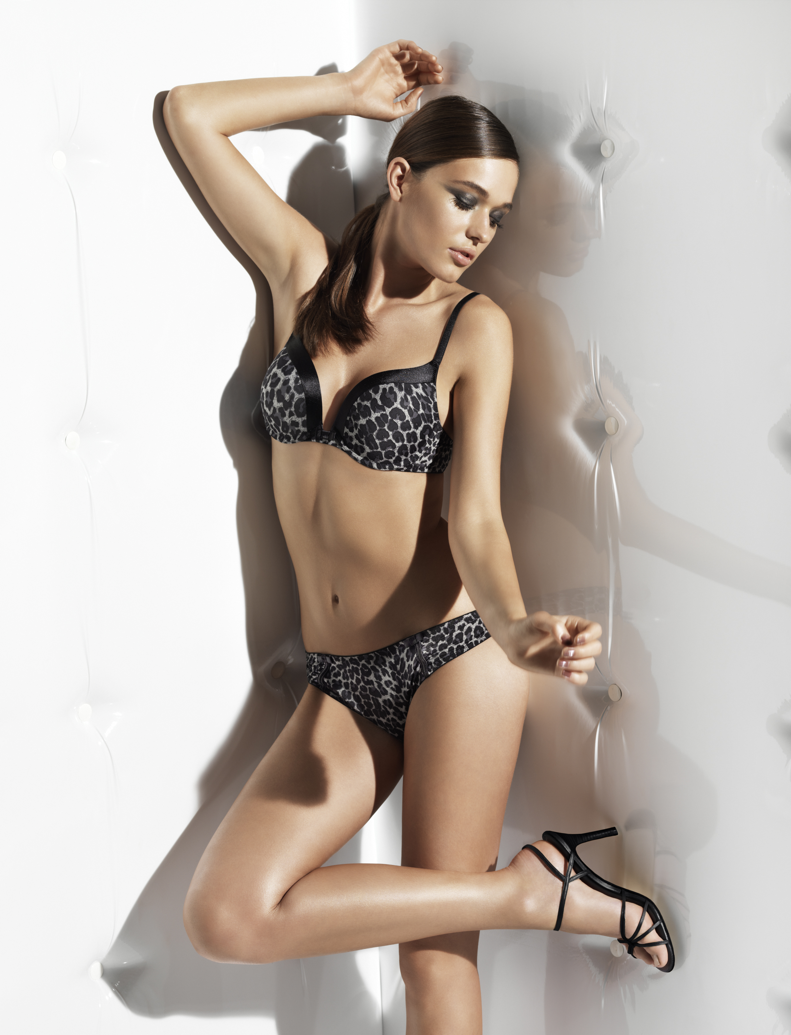 P 2 Spring 2011 Lingerie Collection 5
