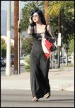 Кэтерин фон Драхенберг, фото 515. Katherine Von Drachenberg Shopping Forgotten Saints Boutique in West Hollywood, 18-01-11, foto 515