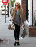 Стефани Прат, фото 1292. Stephanie Pratt Shopping Elyse Walker in Pacific Palisades, 05-02-11, foto 1292