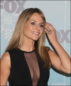 Джессалин Гилсиг, фото 192. Jessalyn Gilsig Fox All-Star winter TCA party at Villa Sorriso on January 11, 2011 in Pasadena, California, foto 192