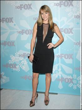 Джессалин Гилсиг, фото 194. Jessalyn Gilsig Fox All-Star winter TCA party at Villa Sorriso on January 11, 2011 in Pasadena, California, foto 194