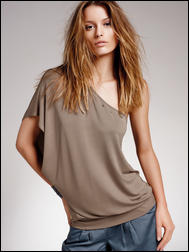Флавиа Лучини, фото 2. Flavia Lucini You By Verdissima Spring 2011 Ad Campaign, foto 2
