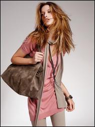 Флавиа Лучини, фото 3. Flavia Lucini You By Verdissima Spring 2011 Ad Campaign, foto 3