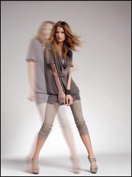 Флавиа Лучини, фото 4. Flavia Lucini You By Verdissima Spring 2011 Ad Campaign, foto 4